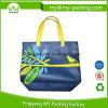 Große Kapazitäts-lamellierte nichtgewebte Handtasche für das Einkaufen