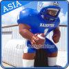 膨脹可能なフットボール用ヘルメットのトンネルの野球の膨脹可能な人をカスタム設計しなさい