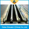 Transportador automático colocado paralelo escada rolante público de passageiros China Fornecedor Superior