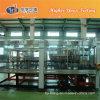 Pianta di produzione imbottigliante dell'acqua pura automatica