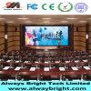 China la mayoría de la pantalla de visualización a todo color de interior popular de LED P6