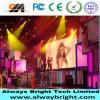 Visualización de LED de interior barata caliente P6 de Abt nueva para el alquiler