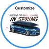 Parking del coche automático de Sun y la lluvia paraguas de protección para automóvil titular Carpa