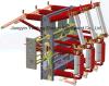 Brug-kruisende de Geïntegreerde VacuümOnderbreking schakelaar-Fzrn35-40.5D van de Lading