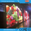 Alquiler curvo P5.95 todo color ajustable Pantalla LED para exterior