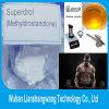 Oral Anabolic Steroids Superdrol Powder Methyl-Drostanolone for Bobybuilding CAS 3381-88-2