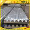 Fabricante 6063 Perfil de Extrusión de Aluminio Personalizado Acabado del Molino