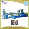 Plastique réutilisant la chaîne de production concasseuse à deux étages de pelletisation de PP/PE