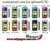 Мешка мобильного телефона Redpepper аргументы за iPhone5g 5c 5s 6 6s Lifeproof водоустойчивого передвижное
