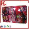 Untere flache seitliche Dichtungs-mit Reißverschluss Plastiktasche für frische Frucht