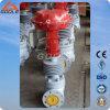 Soupape de commande électrique de température élevée