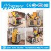 Machine de fabrication de brique de verrouillage bon marché de saleté d'argile des prix
