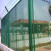 Green Color Chain Link High Fence Netting