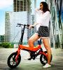 Onebot S6 che piega bicicletta elettrica con Ce/SGS/MSDS