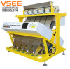 5 Chuts de haute qualité de sortie élevé de nouveaux produits de grande capacité trieuse de couleurs RGB de la machine