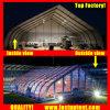 De in het groot Tent van de Markttent van de Kromme in Singapore
