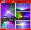 400MW RGB Laser van Vier Tunnel toont Projector