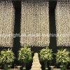 豪華な妖精ストリングライト結婚式の装飾のつららライト