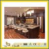KitchenまたはBathroom (YQC)のための自然なStone PolishedカシミールWhite Granite Countertop