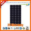 120W 156mono-Cristalina Módulo Solar