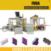 Vente de fabrication automatique hydraulique de la machine Qt4-18 au Ghana