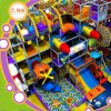 Guangzhou China Cilindro Slide PVC Cover Sponge Kids Playground Indoor Soft Toys
