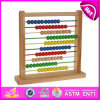 2014 nuovo Study Wooden Abacus Toy per Kids, Popular Educational Wooden Abacus per Children, Hot Sale Wooden Toy per Baby W12A013
