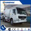 Sinotruk HOWO 8cbm de Vrachtwagen Zz1257n3247W van de Concrete Mixer