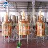 1000L cobre os equipamentos de destilação Industrial Tequila Instalações Cervejeira de Jinan Tonsen, Fabricante da China