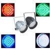 El más barato RGB LED PAR 64 puede (YS-105)