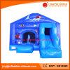Aufblasbares springendes Prahler-Spielzeug-federnd Schloss (T3-028)