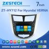 Verna 악센트를 위한 Zestech 공장 OEM/ODM 차 자동 라디오