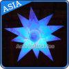 Aufblasbarer Beleuchtung-Stern/aufblasbarer flippiger Stern mit LED-Beleuchtung