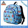 幼稚園の子供の小学校学生のかわいい漫画は袋をからかう