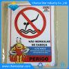 Placemat de plástico polipropileno Heat-Resistant personalizada