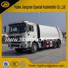Camion di compressione dell'immondizia di Shacman 18 Cbm