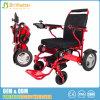 Entfernbare Lithium-Batterie 24V 12 ah 23 Kilogramm Rollstuhl-Lieferanten des Abstands-25km fahrend leichte faltende