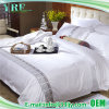 綿の刺繍のカスタムホテルの羽毛布団カバーセット