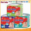 Absorption des couches pour bébé doux confortable Private Label pour les OEM toutes les tailles