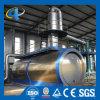 Distillerie par rendement élevé de huile usée de pétrole
