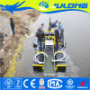 Het Nieuwe Ontwerp van Julong Baggermachine van de Zuiging van de Goudwinning van 6 Duim de Mini Draagbare voor Verkoop