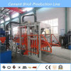 Machine de fabrication de brique de verrouillage concrète automatique à vendre