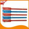 Kundenspezifische Unterhaltungs-Vinylplastik-Identifikationwristbands-Armband-Bänder (E6060B23)