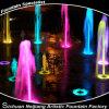 Dimensión de una variable de la fuente del efecto de la espuma del géiser