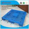 Grandi 9 Leg 4-Way Sigle Faced Plastic Pallet (Zg-1212 con 4 Steel Tubes