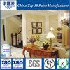 Verf Op basis van water van het Meubilair van de Component van Hualong de Enige Transparante Houten