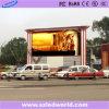 Schermo di visualizzazione esterno del LED del Governo del ferro di colore completo SMD