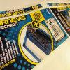 Etiquetas engomadas para Hardware