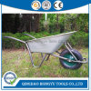 Wb5009 최신 판매의 200kg 큰 수용량 강철 외바퀴 손수레