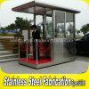 Cabine de protection de sécurité portable en acier inoxydable Prefab